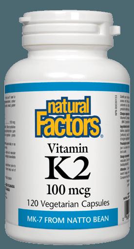 Picture of Vitamin K2 100mcg