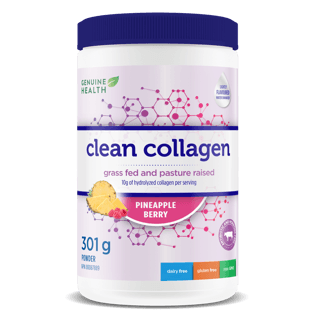 Picture of Clean Collagen - Pineapple Berry - 301 g
