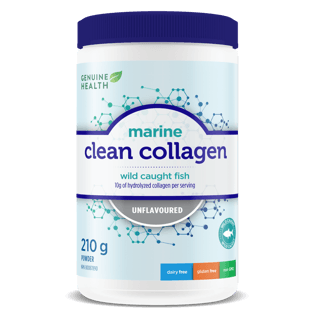 Picture of Marine Clean Collagen - Unflavoured - 210 g