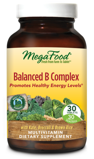 Picture of Balanced B Complex - 30 tablets