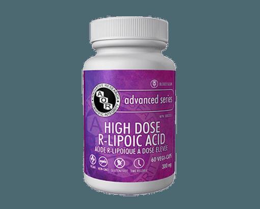 Picture of R-Lipoic Acid (High Dose) - 60 veggie capsules