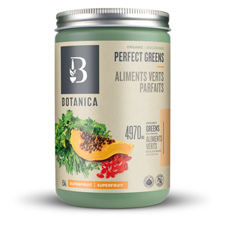 Picture of Perfect Greens - Superfruit - 154 g