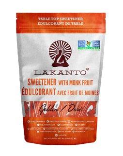 Picture of Monk Fruit Sweetener - Golden - 90 g