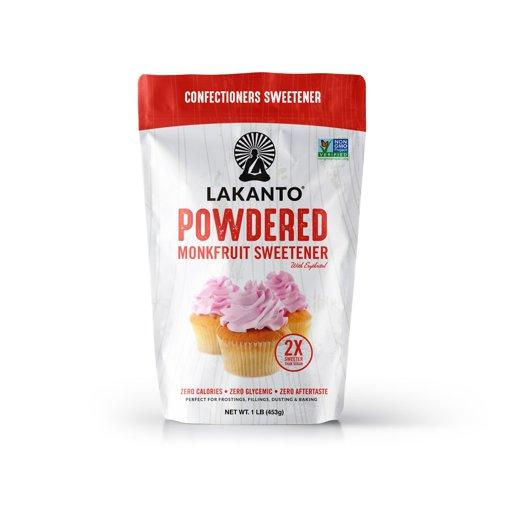 Picture of Powdered Monkfruit Sweetener - 453 g