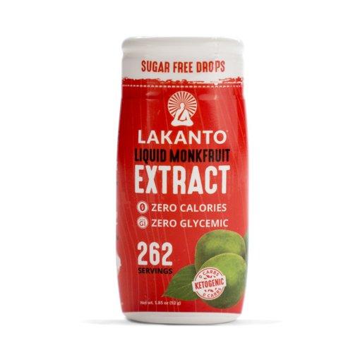 Picture of Liquid Monk Fruit Sweetener - Original - 52.5 g