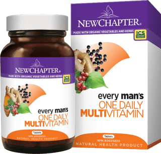 Picture of Every Man's One Daily Multivitamin - 72 tablets