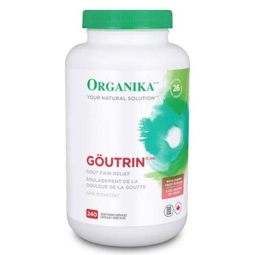 Picture of Goutrin - 240 veggie capsules