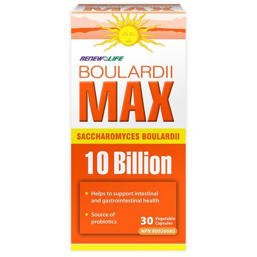 Picture of Boulardii Max - 30 veggie capsules