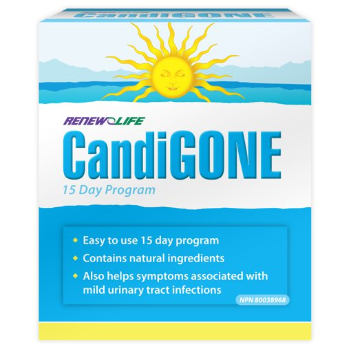 Picture of CandiGONE - 1 kit
