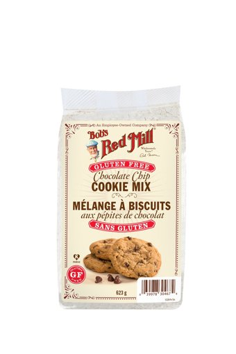Picture of Chocolate Chip Cookie Mix - 623 g