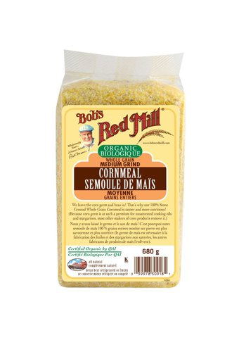 Picture of Cornmeal - 680 g