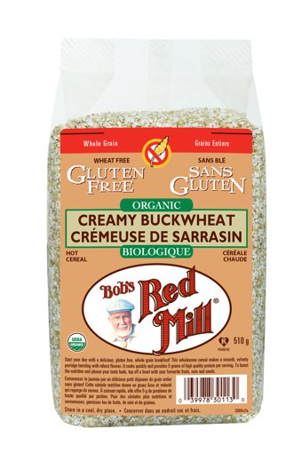 Picture of Creamy Buckwheat Hot Cereal - 510 g