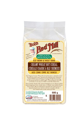 Picture of Creamy Wheat Hot Cereal - 680 g