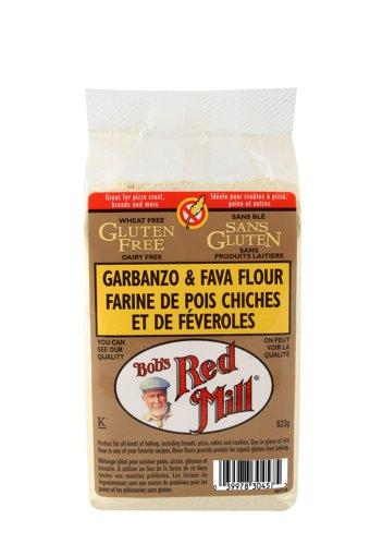 Picture of GF Garbanzo & Fava Flour - 623 g