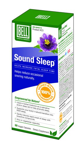 Picture of # 23 Sound Sleep - 60 capsules