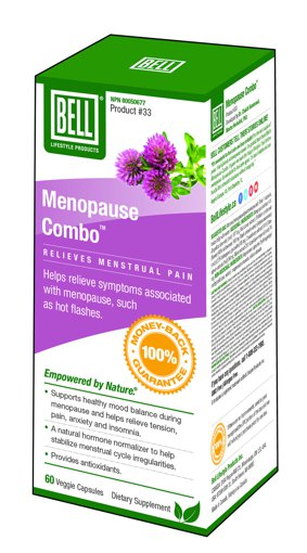 Picture of # 33 HRT Menopause - 60 capsules