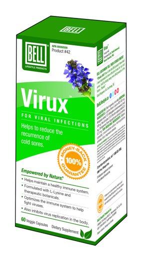 Picture of #42 Virux - 60 capsules