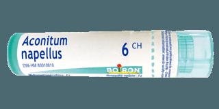 Picture of Aconitum Napellus - 6 CH - 80 pellets