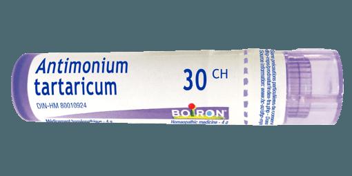 Picture of Antimonium Tartaricum - 30 CH - 80 pellets