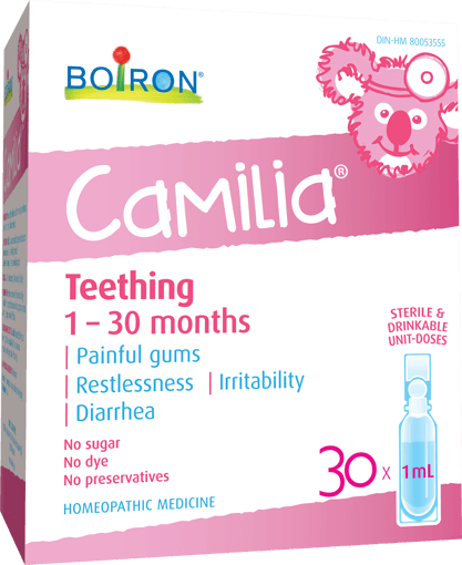 Picture of Camilia Teething 1-30 Months - 30 x 1 ml