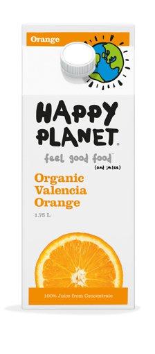 Picture of Fresh Juice - Organic Valencia Orange - 1.75 L
