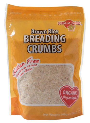 Picture of Brown Rice Breading Crumbs - 100 g