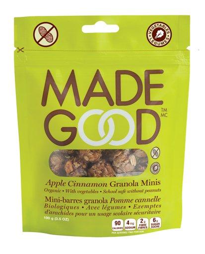 Picture of Granola Minis - Apple Cinnamon - 100 g