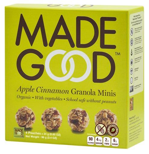 Picture of Granola Minis - Apple Cinnamon - 4 x 24 g