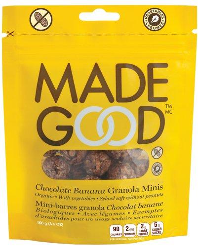 Picture of Granola Minis - Chocolate Banana - 100 g