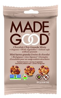 Picture of Granola Minis - Chocolate Chip - 24 g