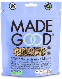 Picture of Granola Minis - Mixed Berry - 100 g