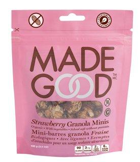 Picture of Granola Minis - Strawberry - 100 g