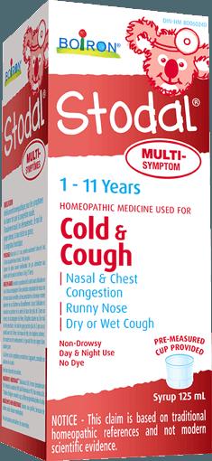 Picture of Children's Stodal Multi-Symptom - 125 ml