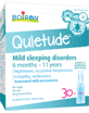 Picture of Quietude Mild Sleeping Disorders 6 Months-11 Years - 30 x 1 ml