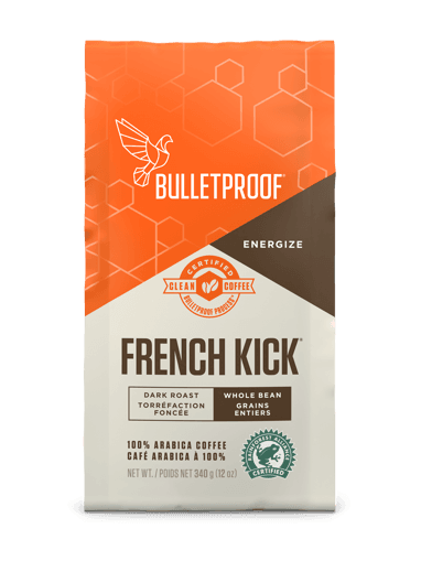 Picture of Whole Bean Coffee - French Kick - 340 g