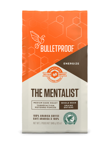 Picture of Whole Bean Coffee - The Mentalist - 340 g