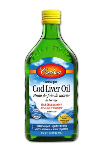 Picture of Wild Norwegian Cod Liver Oil