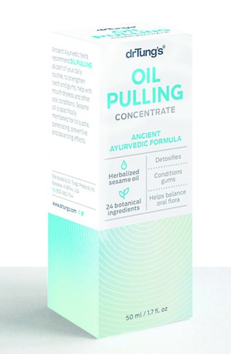 Picture of Oil Pulling Concentrate - 50 ml
