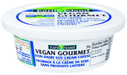 Picture of Non-Dairy Soy Cream Cheese - 227 g