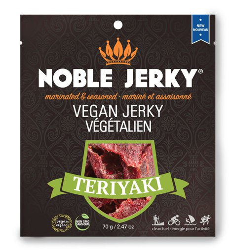 Picture of Vegan Jerky - Teriyaki - 70 g