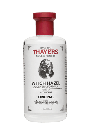 Picture of Witch Hazel Aloe Vera Formula Astringent Original - 355 ml