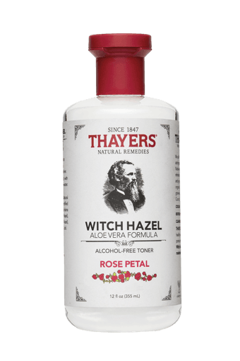 Picture of Witch Hazel Aloe Vera Formula Alcohol-Free Toner Rose Petal - 355 ml