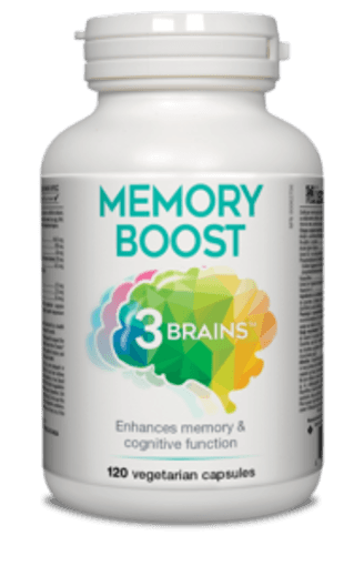 Picture of Memory Boost - 120 veggie capsules