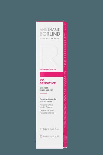Picture of ZZ Sensitive System Anti-Stress Regenerative Night Cream - 50 ml