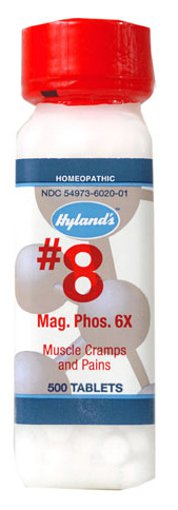 Picture of #8 Mag. Phos. - 6X - 500 tablets