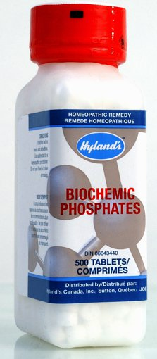 Picture of Biochemic Phosphates - 500 tablets