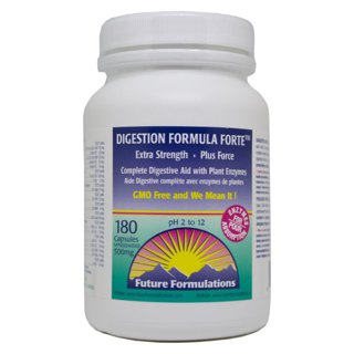 Picture of Digestion Formula Forte - 180 capsules