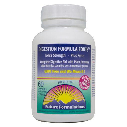 Picture of Digestion Formula Forte - 60 capsules