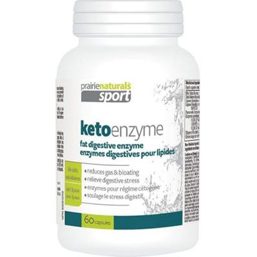 Picture of Keto Enzyme - 60 veggie capsules