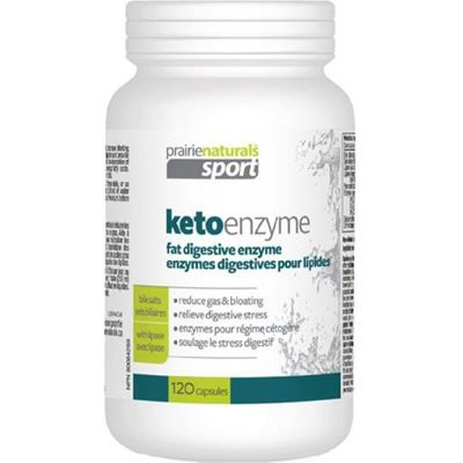 Picture of Keto Enzyme - 120 veggie capsules
